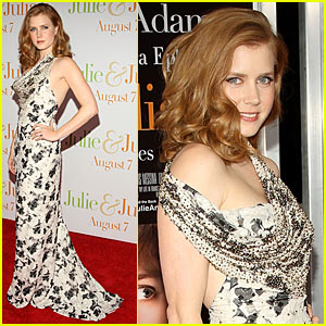 Amy Adams: I'm Anemic! (Not Really)
