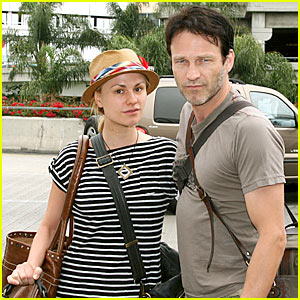 Anna Paquin & Stephen Moyer: Bloody Birthday