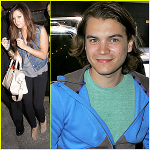 Ashley Tisdale & Emile Hirsch: On With Alexa Chung!