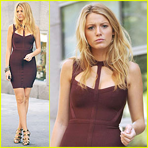 Blake Lively Isn't A Slave To Her Style Icon