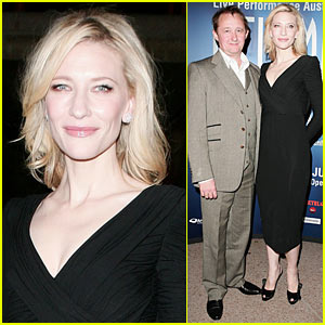 Cate Blanchett is a Helpmann Heroine