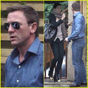 Daniel Craig & Satsuki Mitchell: London Lovers