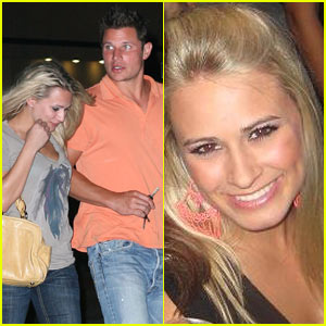 Holly Letchworth: Nick Lachey's New Girlfriend?