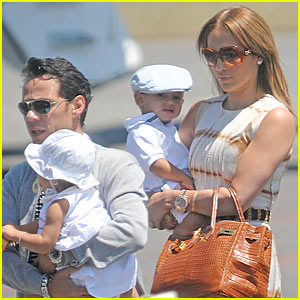 Jennifer Lopez & Marc Anthony: Via Condotti Couple