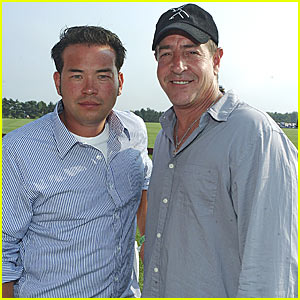 Jon Gosselin & Michael Lohan: Football Friends