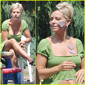 Kate Gosselin: Play-Doh Heart Attack