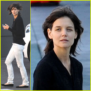 Katie Holmes Launches Dizzy Feet Dance Scholarship
