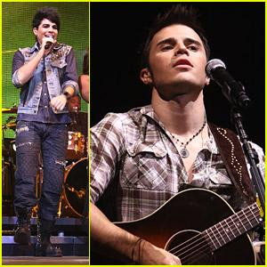 Kris Allen & Adam Lambert: American Idol Live!