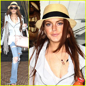 Lindsay Lohan is a Birthday Babe