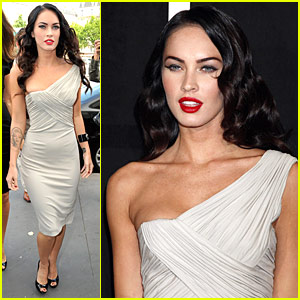 Megan Fox: Armani Prive Pretty