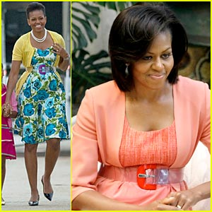Michelle Obama is Kremlin Classy