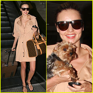 Miranda Kerr Loves Louis Vuitton
