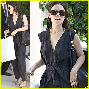 Rachel Bilson Shares Fashion Wish List