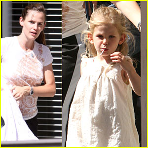Violet Affleck: Lollipop, Lollipop!
