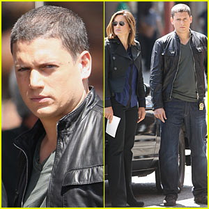 Wentworth Miller is Nate Kendal