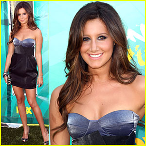 Ashley Tisdale - Teen Choice Awards 2009