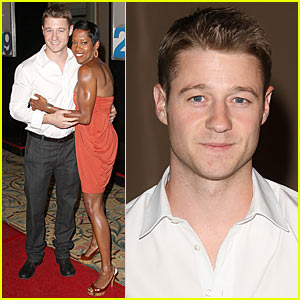 Ben McKenzie Hits NBC's All-Star Party