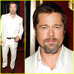 Brad Pitt: Time Traveler's Husband!