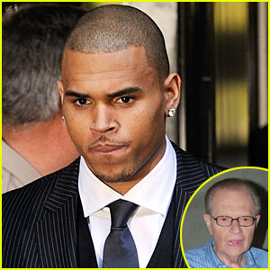 Chris Brown's Larry King Interview Airs Next Week