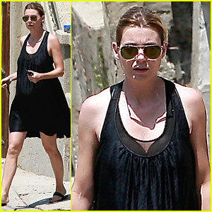 Ellen Pompeo: Jelly Belly!