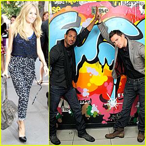 Channing Tatum & Sienna Miller: Fuse Fierce