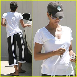 Halle Berry Voted Sexiest Woman Alive -- Again!