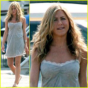Jennifer Aniston Has Monmouth Moxie