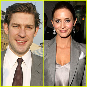 John Krasinski Engaged To Emily Blunt!