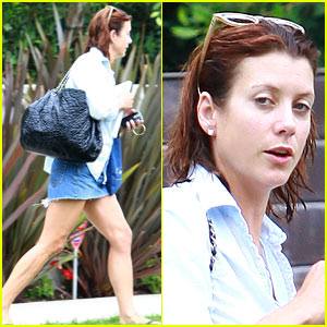 Kate Walsh: Wet Hair Hottie