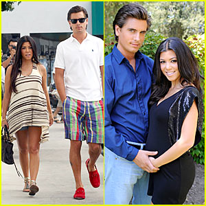 Kourtney Kardashian: Shaved Ice Queen