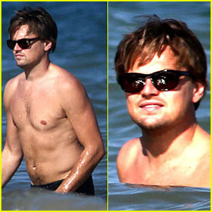 Leo DiCaprio Braves New World