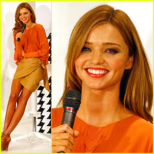 Miranda Kerr: Jonesing for David Jones