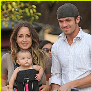 Cam Gigandet: Family Fun!