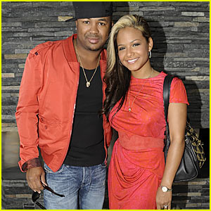 Christina Milian: Wedding in Vegas!