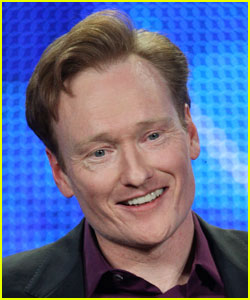 Conan O'Brien Hits Head And Is Hospitalized