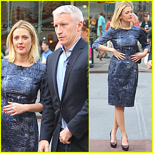 Drew Barrymore: 60 Minutes With Anderson Cooper!