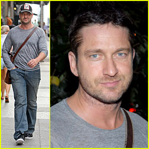 Gerard Butler: Not Dating Jennifer Aniston!
