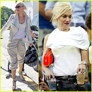 Gwen Stefani is Lego Lovely