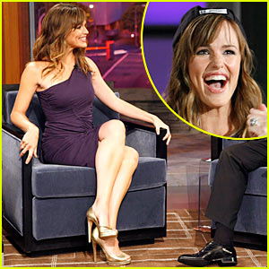 Jennifer Garner Lists Red Sox Line-Up
