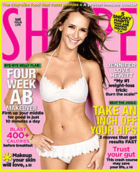 Jennifer Love Hewitt Shares Her Diet And Exercise Routine