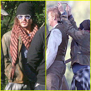 Johnny Depp: Music Video Director!