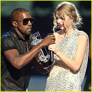Kanye West Ruins Taylor Swift's VMAs Win