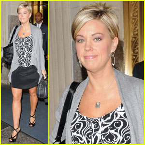 Kate Gosselin: Divorce Delayed