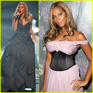 Leona Lewis: VH1 Divas Performance Videos!