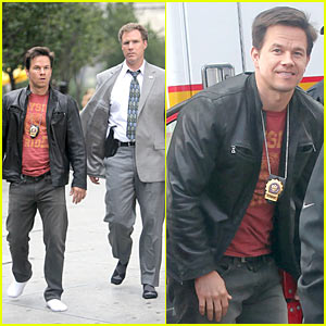 Mark Wahlberg & Will Ferrell are The Other Guys