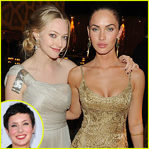 Megan Fox & Amanda Seyfried's Lesbian Kiss is Profound and Meaningful