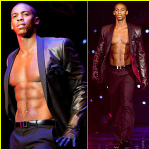 Mehcad Brooks: Macy's Passport Perfect
