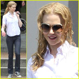 Nicole Kidman: 'Rabbit Hole' First Look!