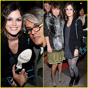 Rachel Bilson Enters World of Giuseppe Zanotti