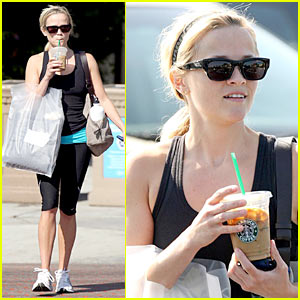 Reese Witherspoon is Pilates Pretty